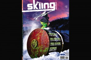 My Cover on Skiing - Davide Cusini