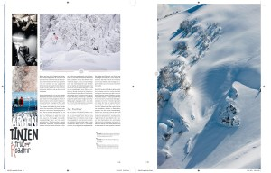 Argentina trip on Skiing mag