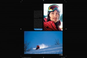 Roy Kittler on Freeskier us