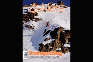 Markus Eder Cover on 4Skiers