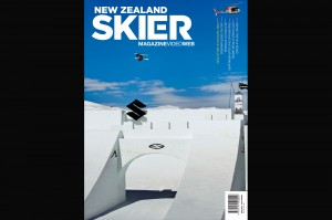 Cover on NZSkier